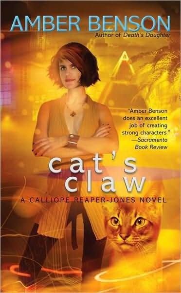 Cat&#39;s Claws by Amber Benson